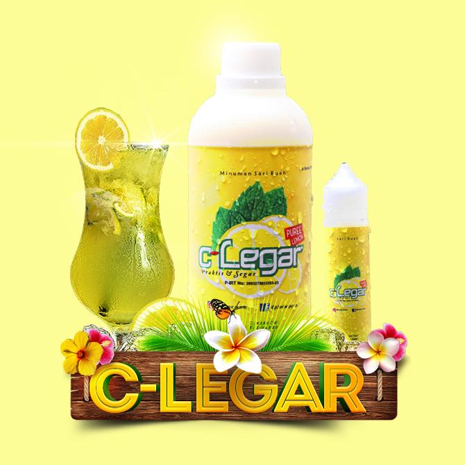 C-Legar Puree Lemon