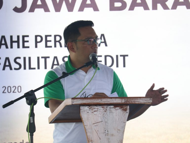 Gubernur Ridwan Kamil Minta Agro Jabar Proaktif Cari Lahan