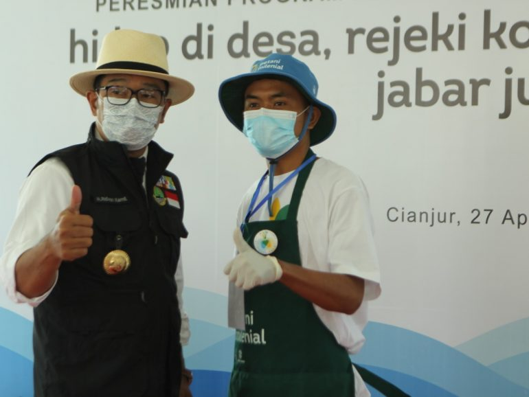 "Sektor Perikanan Dinilai Menguntungkan, Pemprov Jabar Luncurkan ""Petani Ikan Milenial"""